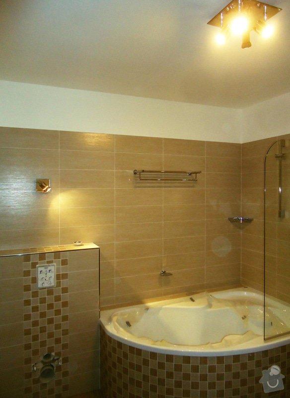 Rekonstrukce koupelny: 001