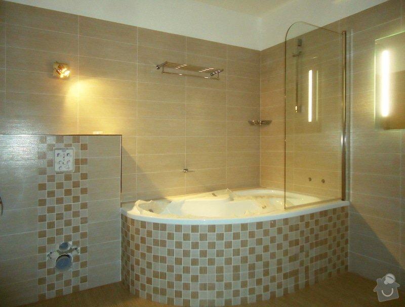 Rekonstrukce koupelny: 005