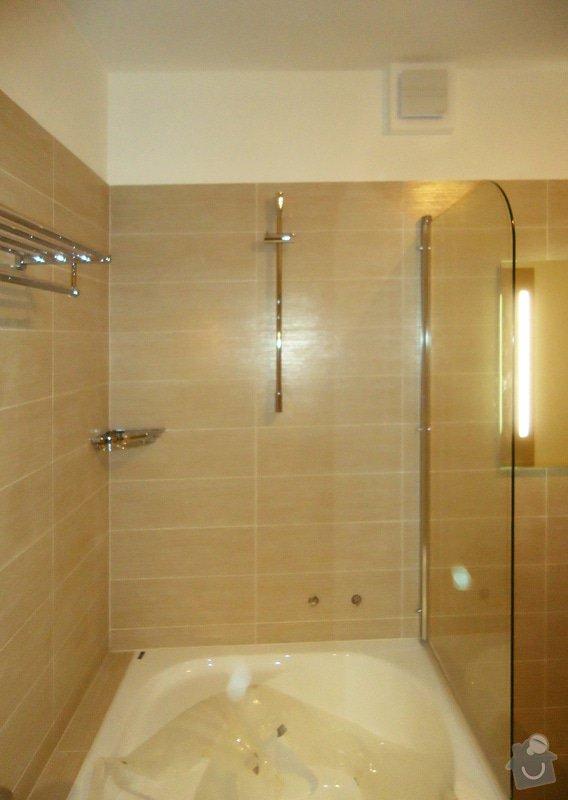Rekonstrukce koupelny: 009