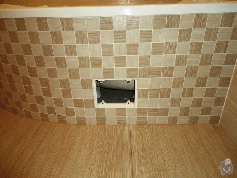 Rekonstrukce koupelny: 010
