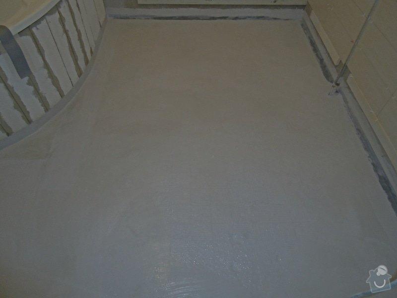Rekonstrukce koupelny: 013