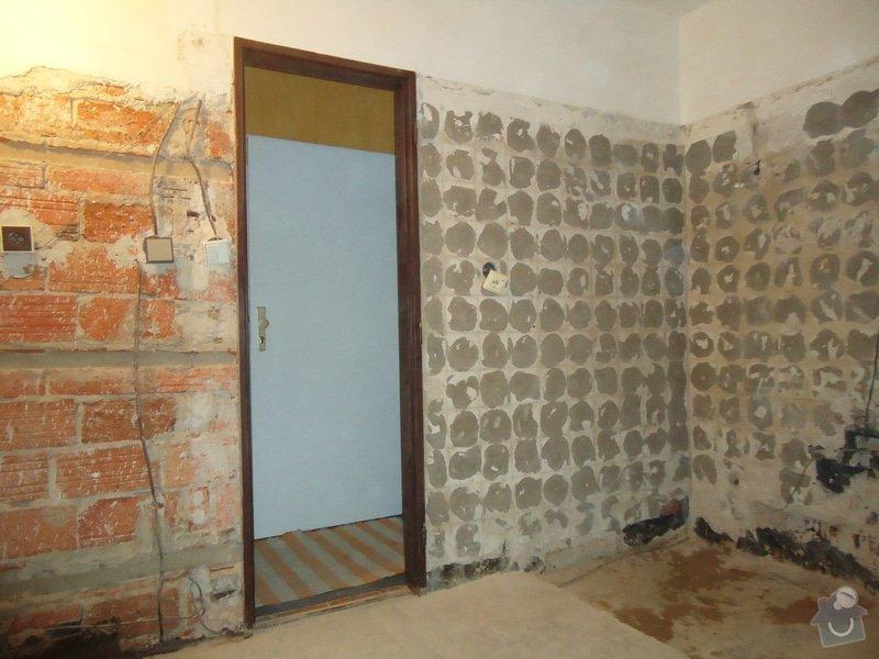 Rekonstrukce koupelny: 022