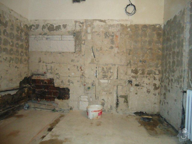 Rekonstrukce koupelny: 025