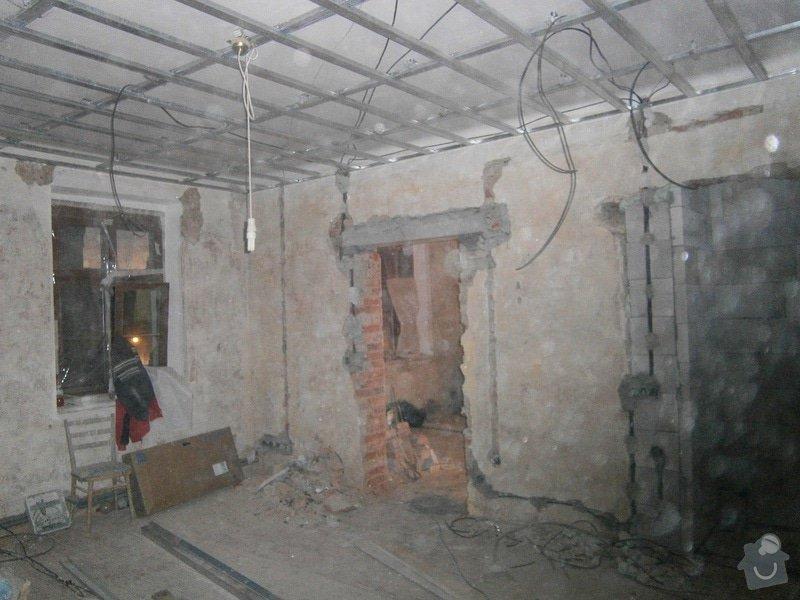 Přestavbu cihlového bytu 2+1 na 3+kk: 5_1