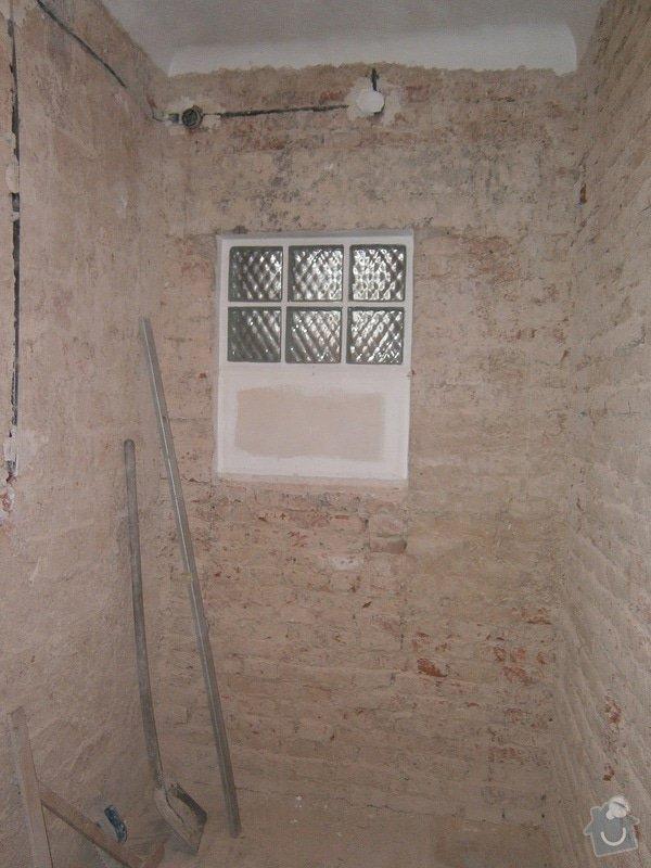 Přestavbu cihlového bytu 2+1 na 3+kk: 22
