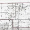 Architekta pro navrch koncepce rekonstrukce dvougeneracniho b plan bytu 568 04