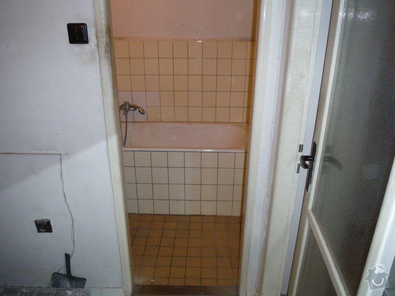 Nový obklad a dažba v koupelně a WC: DSCF0453