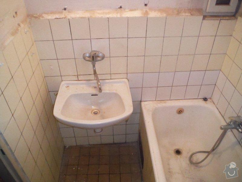 Nový obklad a dažba v koupelně a WC: DSCF0454