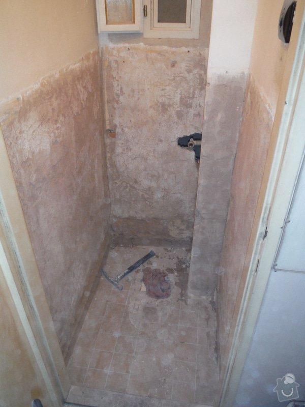Nový obklad a dažba v koupelně a WC: DSCF0456