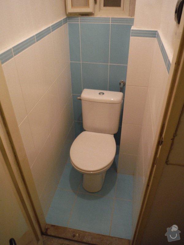 Nový obklad a dažba v koupelně a WC: DSCF0463