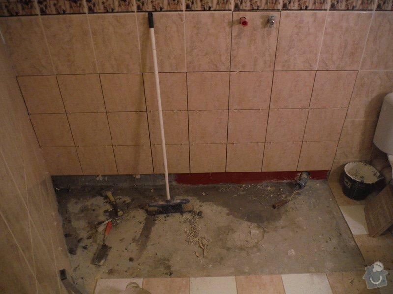 Menší rekonstrukce koupelny: DSCF0244