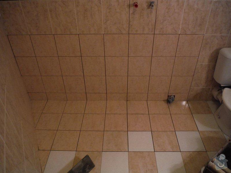 Menší rekonstrukce koupelny: DSCF0248