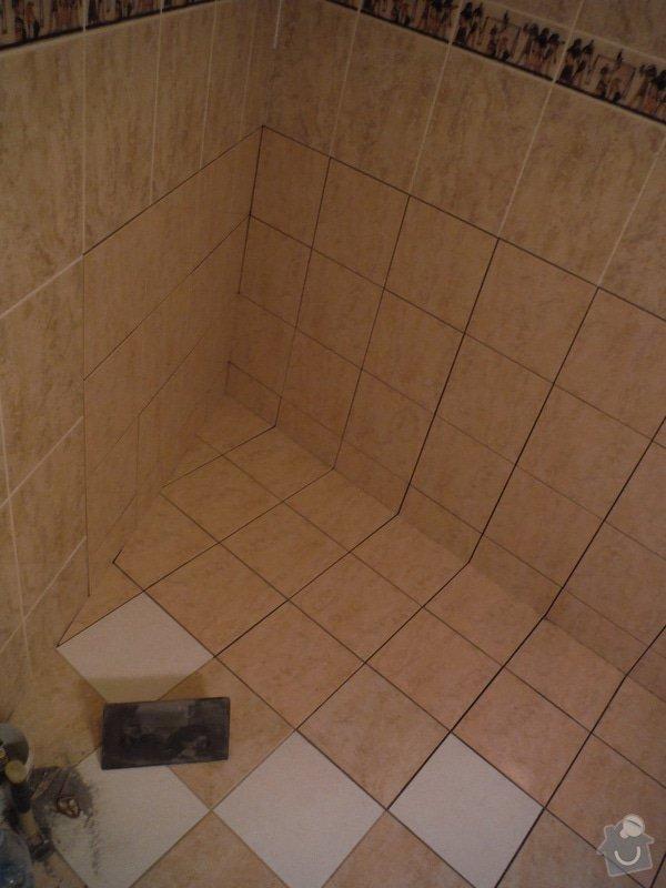 Menší rekonstrukce koupelny: DSCF0250