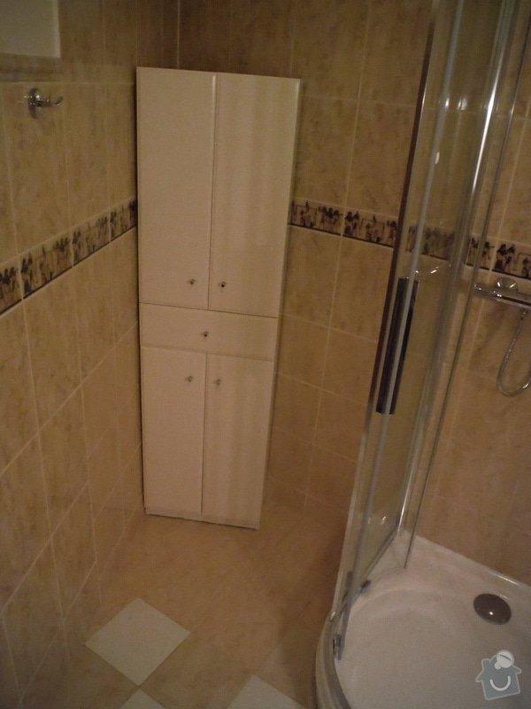 Menší rekonstrukce koupelny: DSCF0256