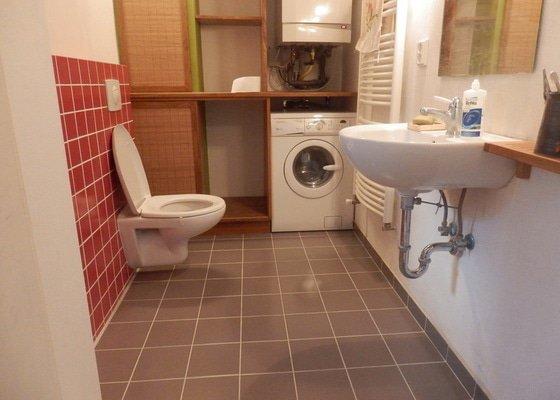 Částečná rekonstrukce koupelny v bytě