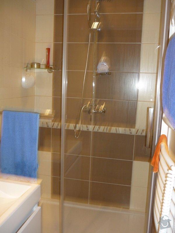 Rekonstrukce bytového jádra: koupelna_1
