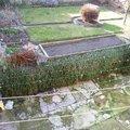 Hromosvod instalace zemnicich tyci zahrada