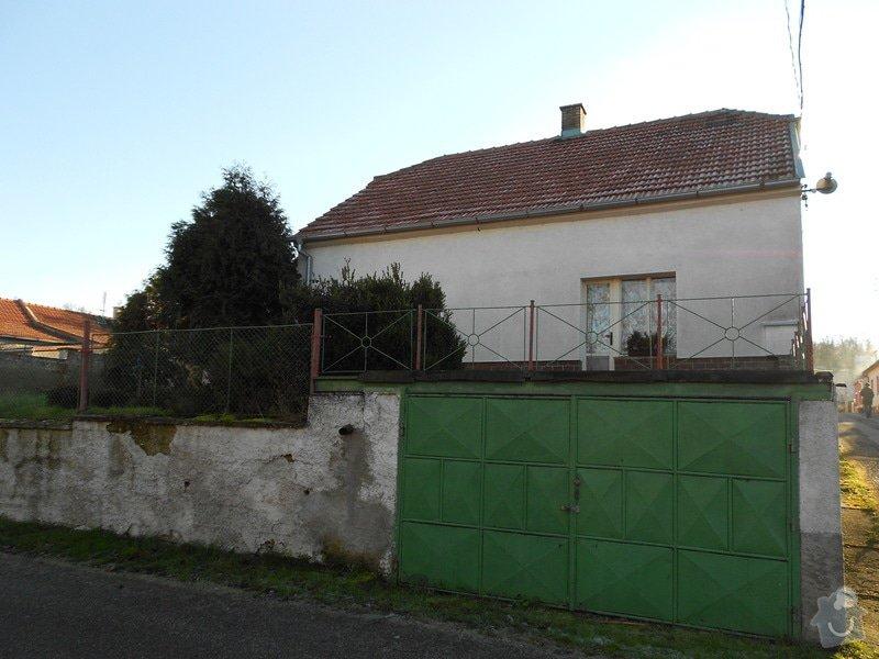 Rekonstrukce domu: DSCN1170