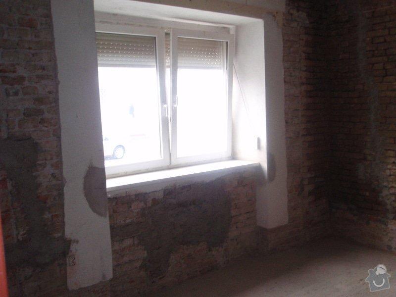 Omitky, betonove podlahy a podhledy z SDK: PA270554
