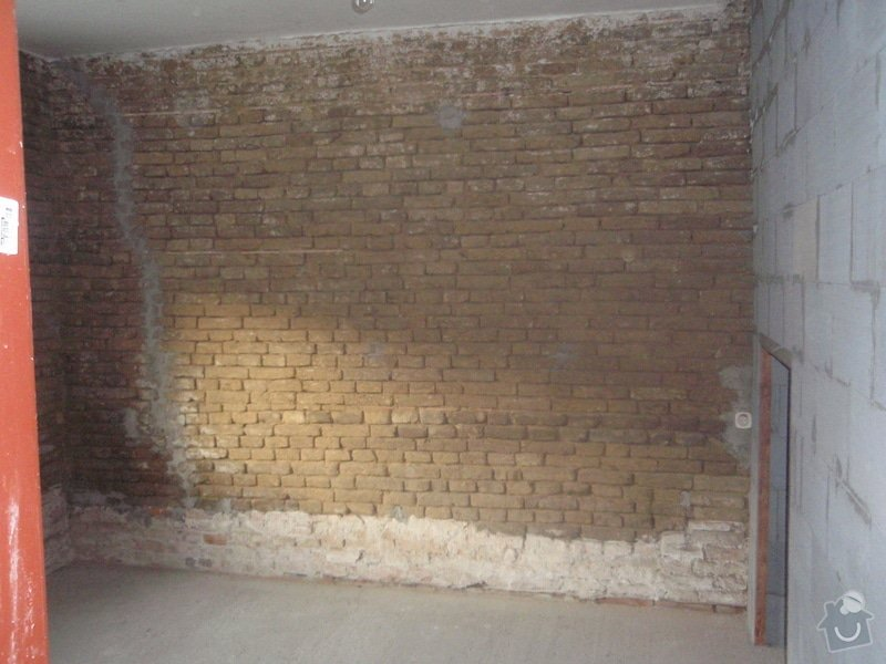 Omitky, betonove podlahy a podhledy z SDK: PA270556