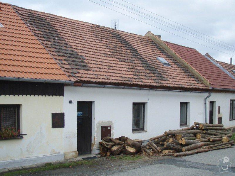 Téměř kompletní rekonstrukce starého domu: Hrachol_01