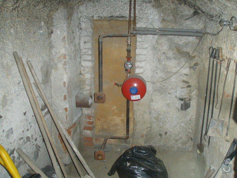 Téměř kompletní rekonstrukce starého domu: Hrachol_08