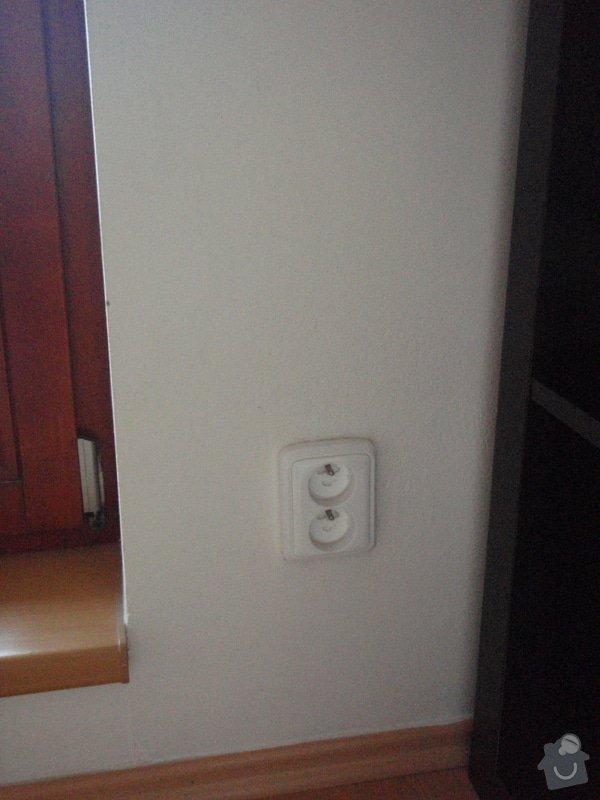 Elektroinstalace - novostavba: P2140748