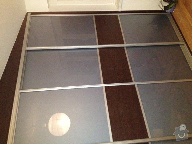 Úprava vestavěné skříně a šatny: obrazek_1