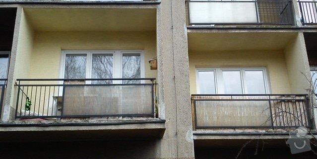 Zasklení balkónu: DSC_0643