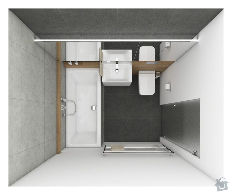 Galerii + koupelnou skříňku do koupelny: Z_140013_K1_v2_p00