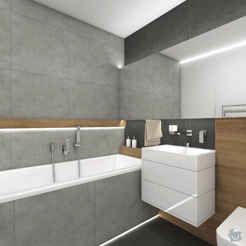 Galerii + koupelnou skříňku do koupelny: Z_140013_K1_v2_p01