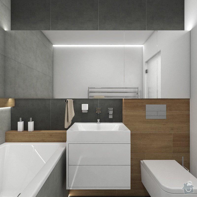 Galerii + koupelnou skříňku do koupelny: Z_140013_K1_v2_p02