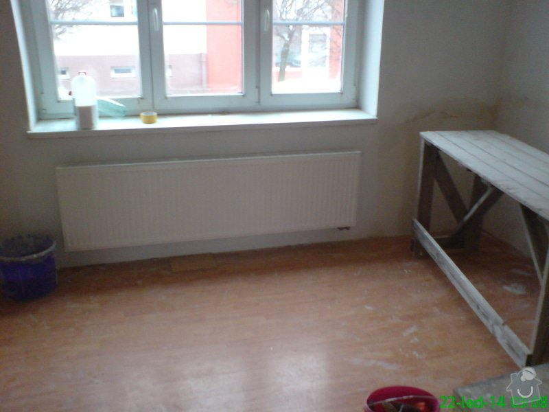 Rekonstrukce ZTI,ÚT,Plynu v bytě : DSC00008