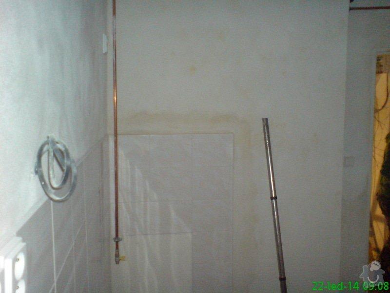 Rekonstrukce ZTI,ÚT,Plynu v bytě : DSC00009