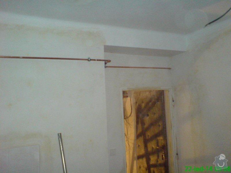 Rekonstrukce ZTI,ÚT,Plynu v bytě : DSC00010