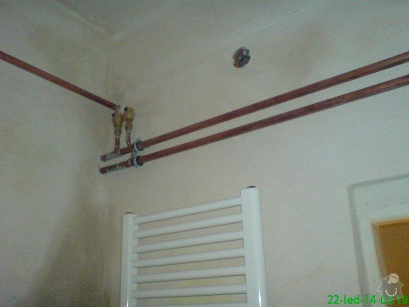 Rekonstrukce ZTI,ÚT,Plynu v bytě : DSC00016