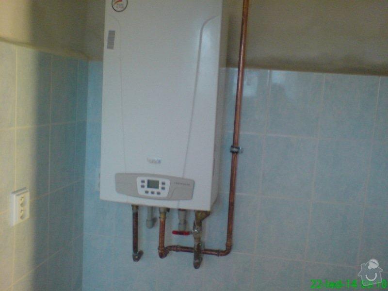 Rekonstrukce ZTI,ÚT,Plynu v bytě : DSC00018