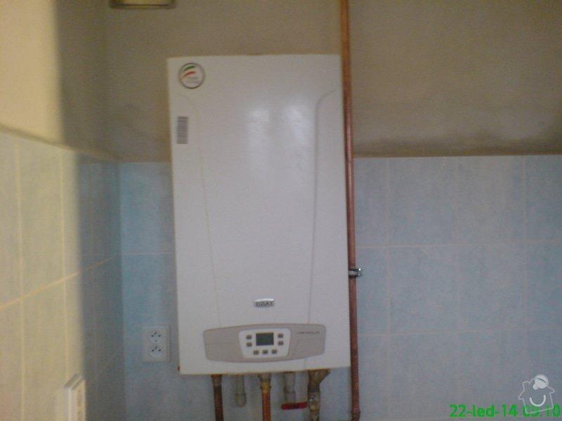 Rekonstrukce ZTI,ÚT,Plynu v bytě : DSC00019