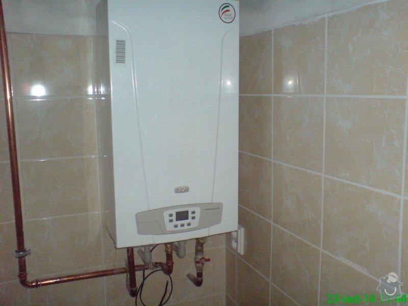 Rekonstrukce ZTI,ÚT,Plynu v bytě : DSC00021