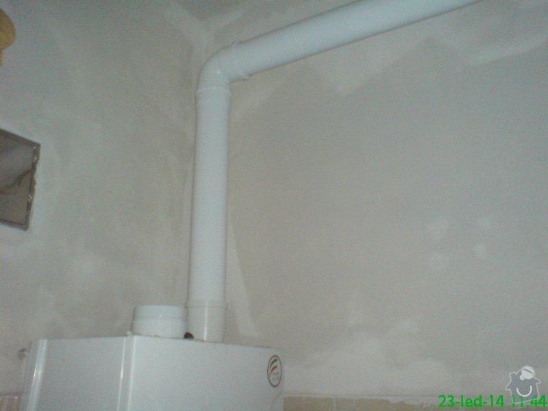 Rekonstrukce ZTI,ÚT,Plynu v bytě : DSC00024