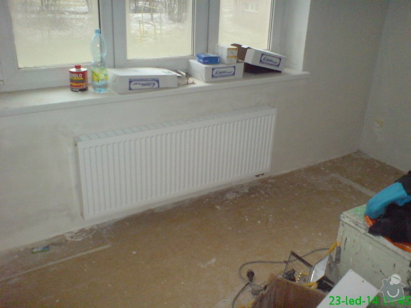 Rekonstrukce ZTI,ÚT,Plynu v bytě : DSC00028