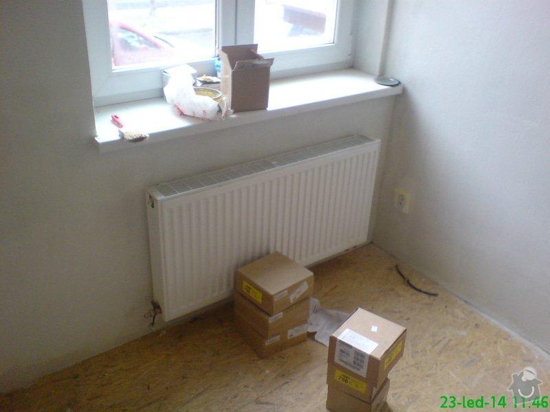 Rekonstrukce ZTI,ÚT,Plynu v bytě : DSC00030