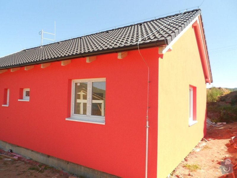 Stavba domu na klíč: 008