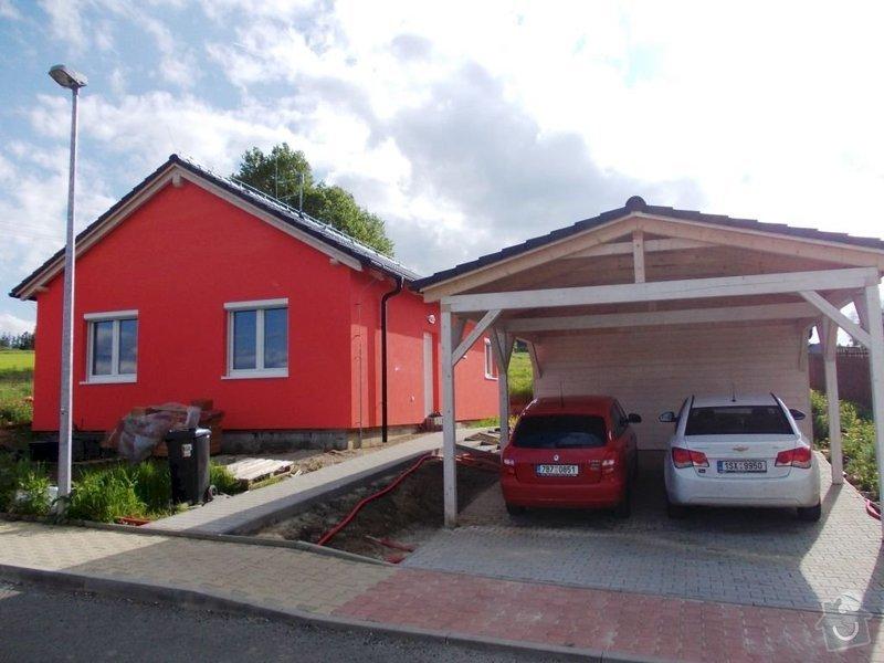 Stavba domu na klíč: jince
