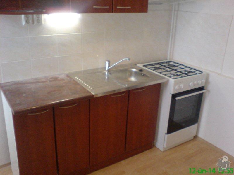 Rekonstukce ZTI,ÚT,Plynu v bytě: DSC00006
