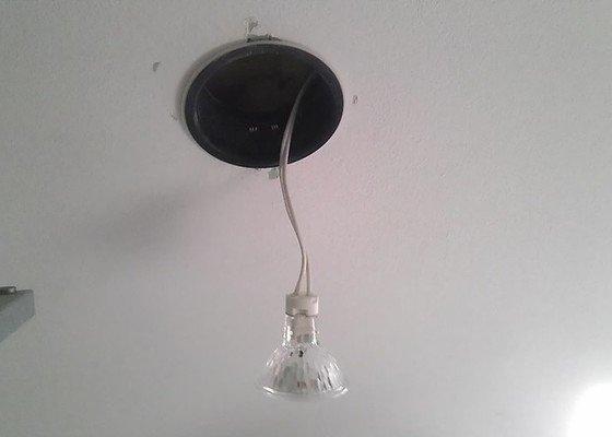 Oprava svetla ve sprse