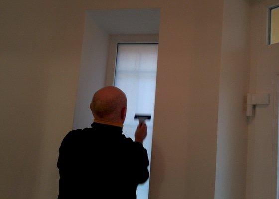 Instalace okenni folii