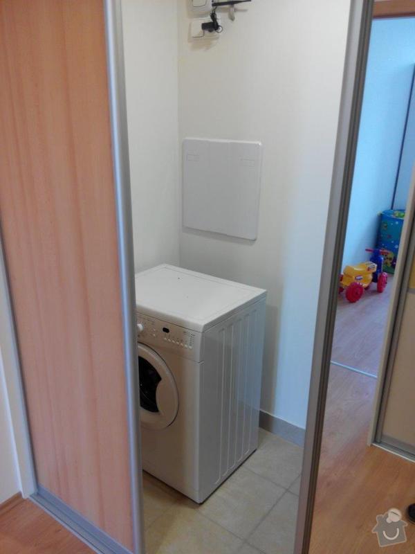 Kompletní rekonstrukce bytu 4+1 vč. výroby nové kuchyňské linky a skříní: IMG_20140220_115909