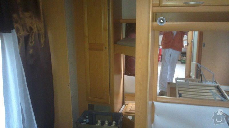 Rekonstrukce vnitřku obytného přívěsu: 2012-09-15-195
