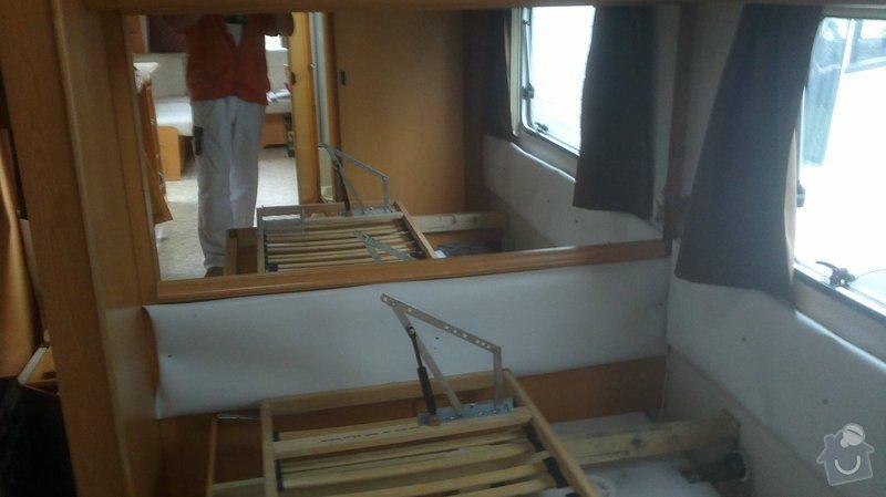 Rekonstrukce vnitřku obytného přívěsu: 2012-09-15-197